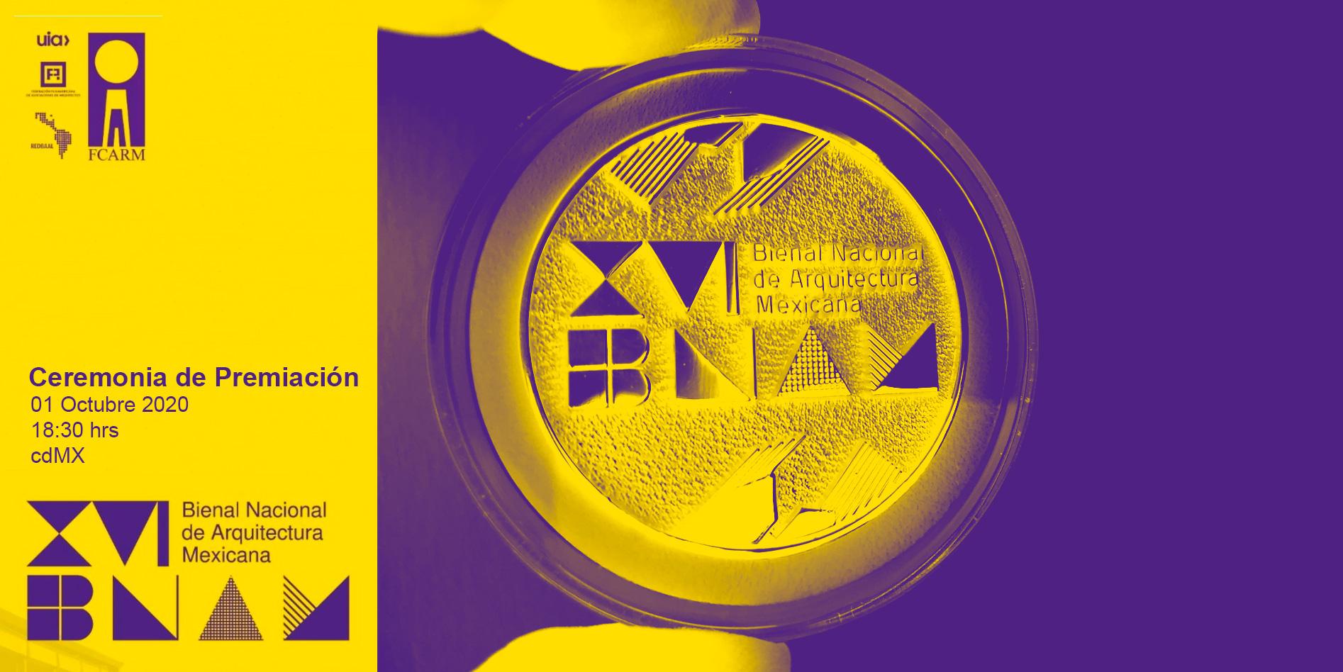 E arquitectos -XVI Bienal Nacional De Arquitectura Mexicana 2020 | Medalla de Plata