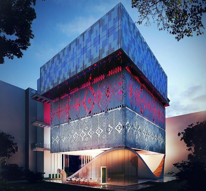 E arquitectos -MHN Museo Historico Nacional de Chile / Concurso